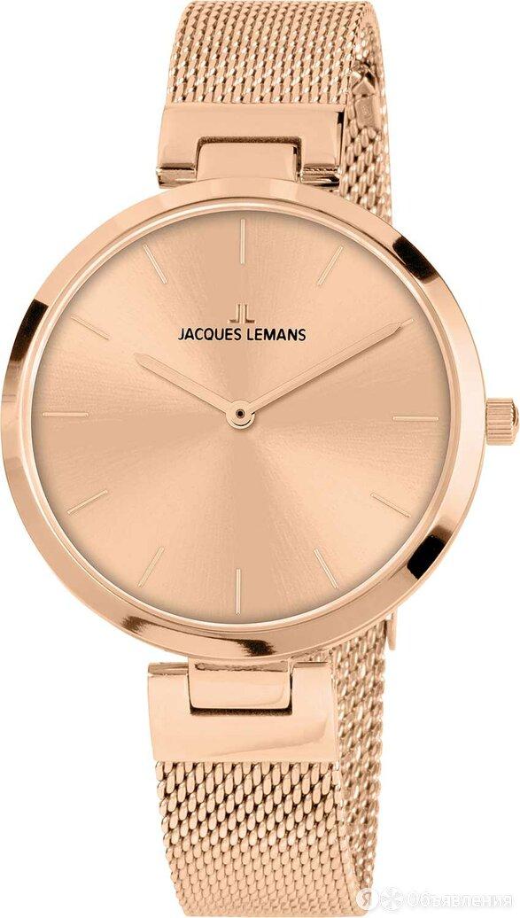 Наручные часы Jacques Lemans 1-2110L по цене 15500₽ - Наручные часы, фото 0