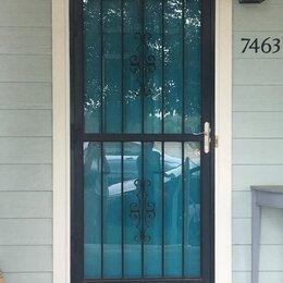 Входные двери - Дверь входная ДЕНВЕР-1 изготовление со стеклом, 0