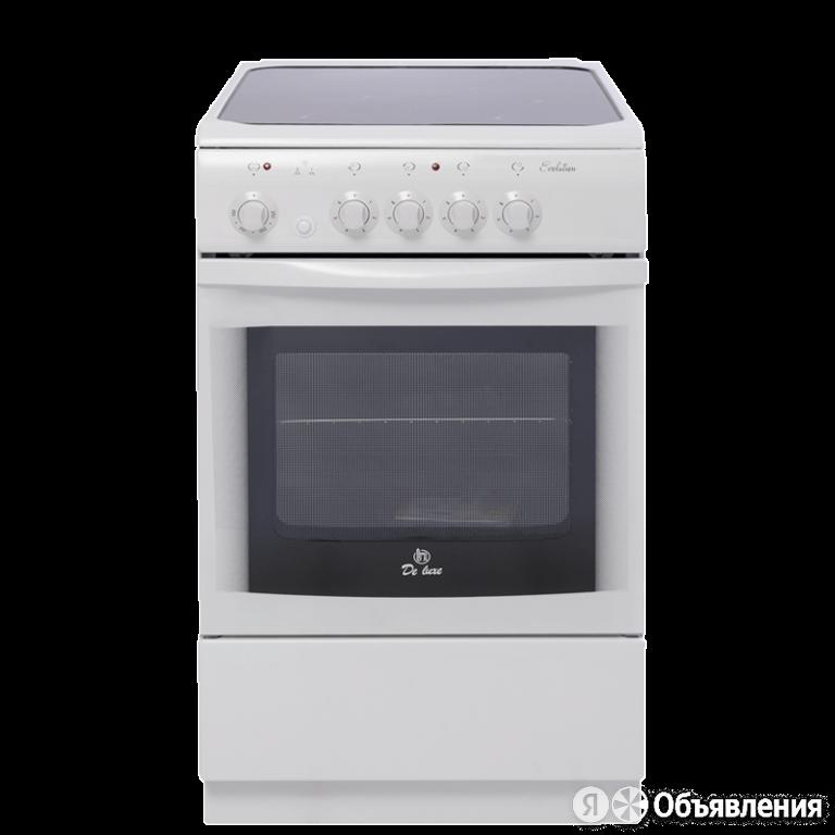 Электрическая стеклокерамическая плита DeLuxe 506004.04 ЭС по цене 20117₽ - Плиты и варочные панели, фото 0