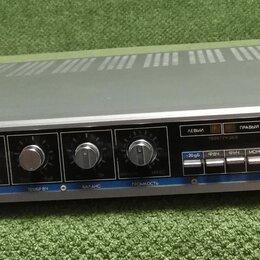 Усилители и ресиверы - Усилитель вега10 у-120 стерео hi-fi, 0