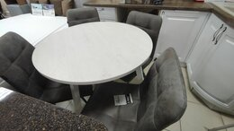 Столы и столики - Комплект обеденный стол со стульями, 0