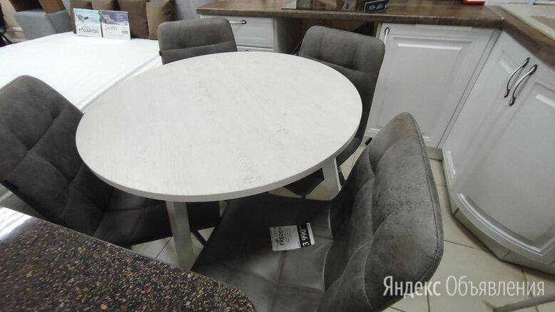 Комплект обеденный стол со стульями по цене 22990₽ - Столы и столики, фото 0