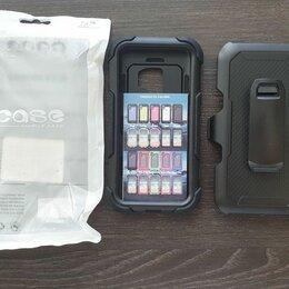 Чехлы - Новый противоударный чехол Samsung Galaxy S9 для экстрима, 0