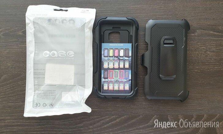 Новый противоударный чехол Samsung Galaxy S9 для экстрима по цене 400₽ - Чехлы, фото 0