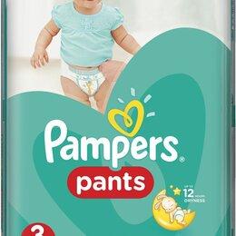 Средства для интимной гигиены - PAMPERS PANTS Подгузники-трусики MIDI 6-11 кг, 0