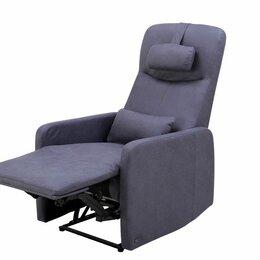 Кресла - Кресло с электрическим реклайнером DM04002 грифель, 0