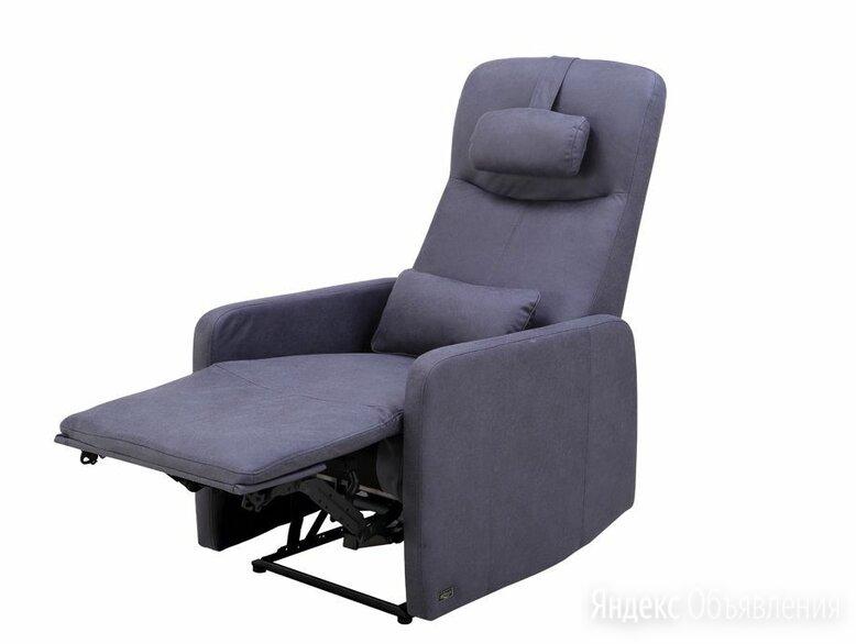 Кресло с электрическим реклайнером DM04002 грифель по цене 42856₽ - Кресла, фото 0