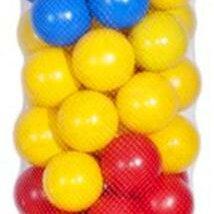 Шарики для сухих бассейнов - Набор шаров для сухого бассейна 90 шт в сетке SB78-90, 0