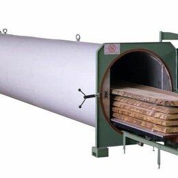 Прочие услуги - Термообработка(импрегнация), автоклавирование древесины, 0