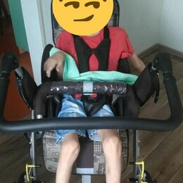 Устройства, приборы и аксессуары для здоровья - Коляска для детей с ДЦП, 0