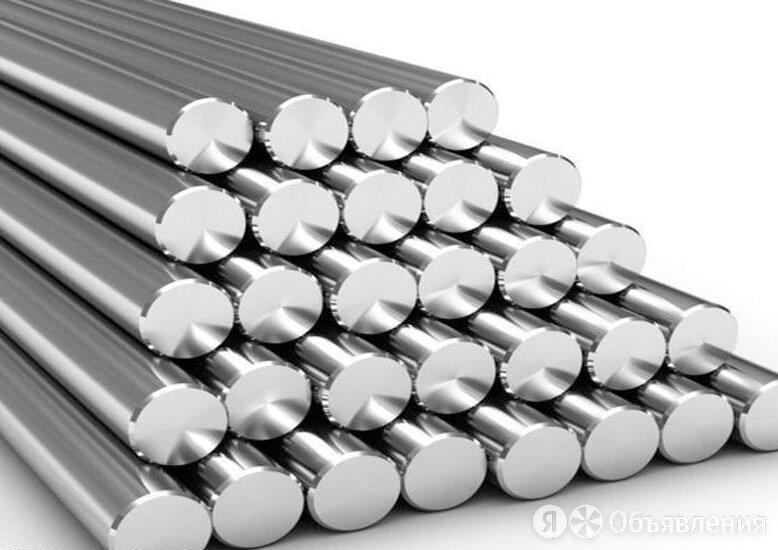 Пруток нержавеющий 5 мм 04Х22Н12М2ГБ ГОСТ 5632-72 по цене 181₽ - Металлопрокат, фото 0