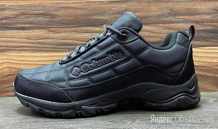 Мужские кроссовки Columbia зимние термо  по цене 2600₽ - Кроссовки и кеды, фото 0