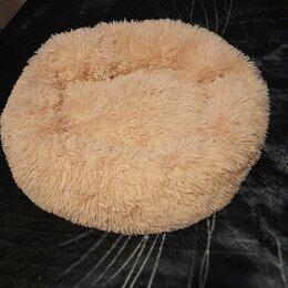 Лежаки, домики, спальные места - Лежанка мягкая для кошек и собак, 0