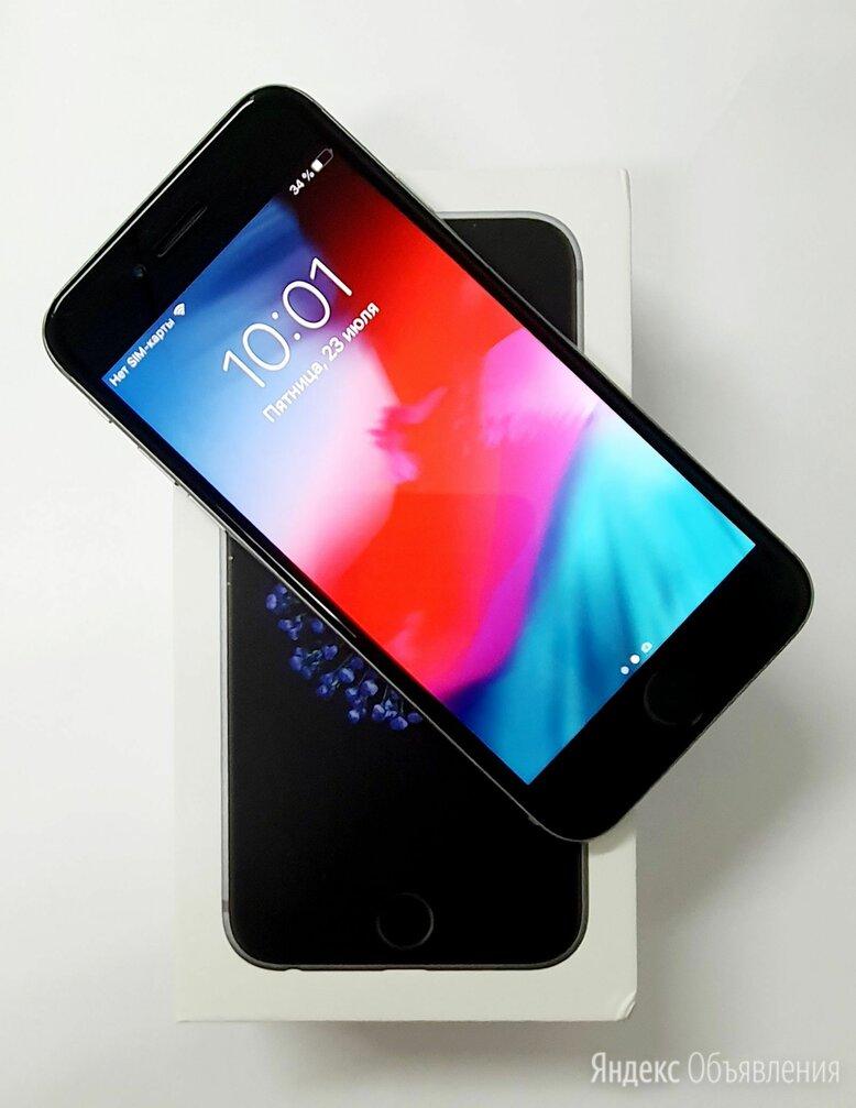 Смартфон Apple iPhone 6 32ГБ чёрный Space Gray по цене 8000₽ - Мобильные телефоны, фото 0