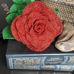 Сувениры - Большая Алая роза, 0
