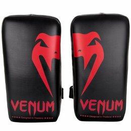 Тренировочные снаряды - Пэды VENUM Giant Black/Red пара, 0