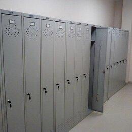 Мебель для учреждений - Шкаф металлический LS-21-60, 0