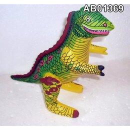 Рекламные конструкции и материалы - Надувная фигура Динозавр 30x32x14см, 0