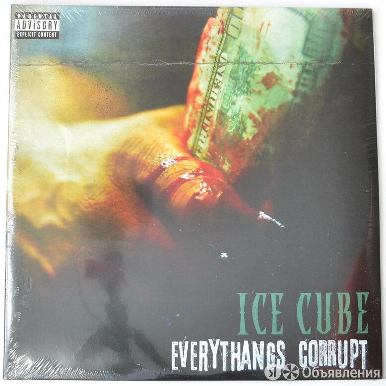 Ice Cube — Everythangs Corrupt (2LP), 2019 по цене 3380₽ - Виниловые пластинки, фото 0