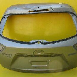 Кузовные запчасти - Крышка багажника Mazda CX-5 1 11-17 KDY16202X, 0