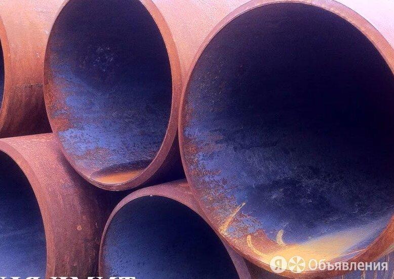 Труба бесшовная 203х45 мм ст. 20 ГОСТ 8732-78 по цене 49496₽ - Металлопрокат, фото 0