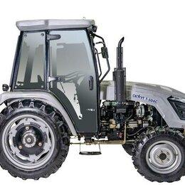 Мини-тракторы - Трактор скаут t-504 с с кабиной, 0