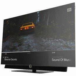"Телевизоры - 54.6"" 4K Oled Loewe oled57441W90 Bild 4.55 Black, 0"