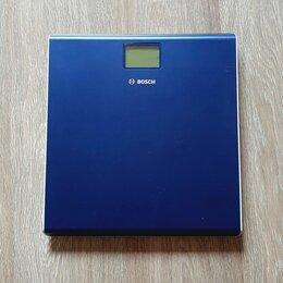 Напольные весы - Весы электронные Bosch PPW 3105, 0