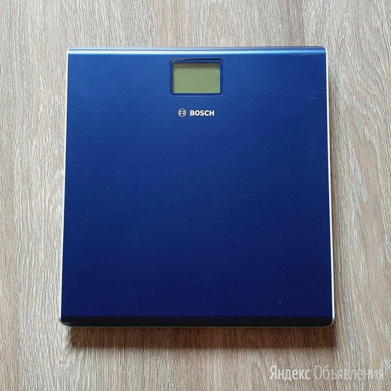 Весы электронные Bosch PPW 3105 по цене 200₽ - Напольные весы, фото 0