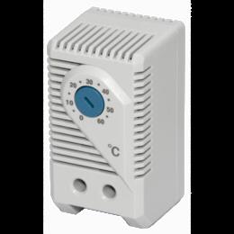 Аксессуары и запчасти - Термостат для вентиляторов регулировка 0-60 градусов 2А(240V AC/30V DC NO) эл..., 0