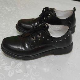 Балетки, туфли - Туфли на девочку , р 37, 0