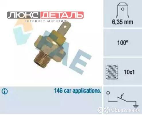 FAE 35350 35350FAE_датчик температуры охл.жидк.\ VW Golf/Polo 1.3-2.0i/1.6D/T... по цене 517₽ - Двигатель и топливная система , фото 0