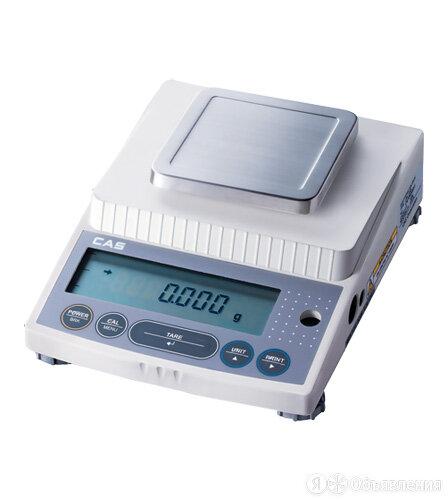 Лабораторные весы CAS CBL-220H по цене 46667₽ - Лабораторное и испытательное оборудование, фото 0