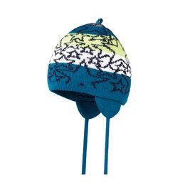 Головные уборы - Зимняя шапка для мальчика Satila Gaty (зеленая), 0
