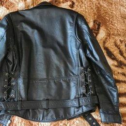 Куртки - Косуха мужская с подкладкой First, утепленная, 0