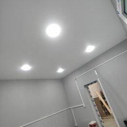 Потолки - Натяжные потолки белые, 0