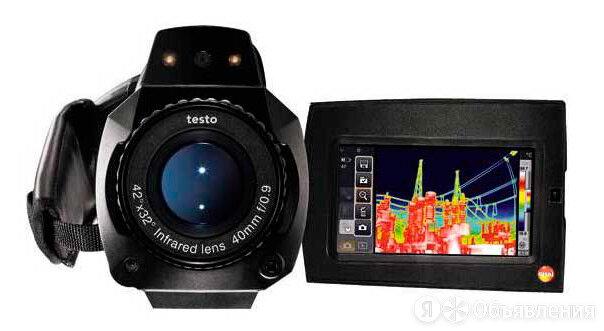 Тепловизор Testo 890-2 (/I1 + V1) по цене 1020000₽ - Измерительные инструменты и приборы, фото 0