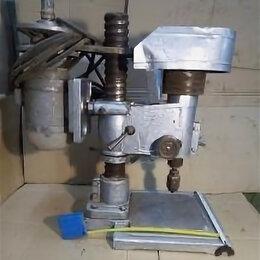 Сверлильные станки - Станок сверлильный размер стола 250 х 250 мм; шпиндель В18, 0