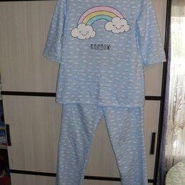 Домашняя одежда - Пижама  новая с принтом Коллекция rainbow, 0