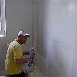 Архитектура, строительство и ремонт - Шпатлевка стен.Покраска ., 0