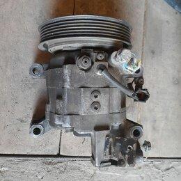 Отопление и кондиционирование  - Компресор кондеционера Nissan Almera n 16 2005г., 0