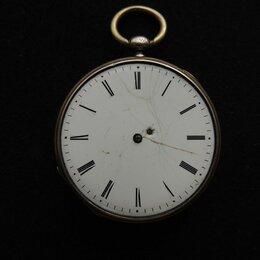 Карманные часы - Карманные часы lepine echappement A cylindre 1850, 0