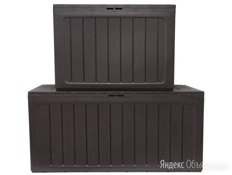 Ящик садовый Boardebox малый  по цене 4280₽ - Комплекты садовой мебели, фото 0