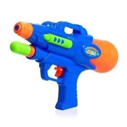 Игрушечное оружие и бластеры - Водный пистолет - Град, с накачкой, 24,5 см, 0