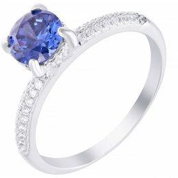 Кольца и перстни - Element47 кольцо серебро вес 2,21 вставка фианит арт. 743284, 0