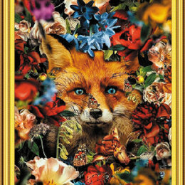 Настольные игры - Лиса в цветах Артикул : HWA 3299, 0