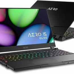 Ноутбуки - Gigabyte Aero 15 4K oled YD i7-11800H/16/3080/1тб, 0