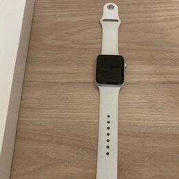 Умные часы и браслеты - Apple watch series 3 42mm, 0
