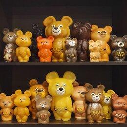 Фигурки и наборы - Олимпийские Мишки Олимпиада 80 коллекция 20 штук, 0