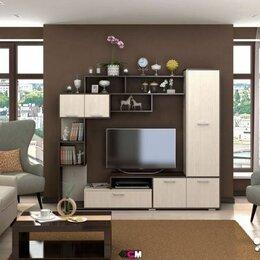 Шкафы, стенки, гарнитуры - Гостиная капри стендмебель , 0
